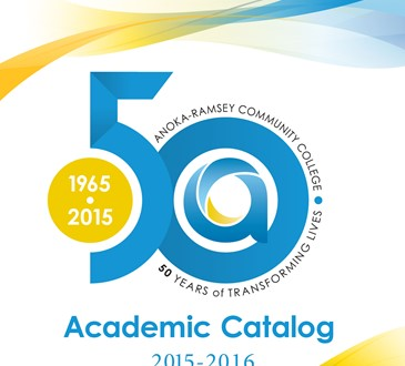 2015-16 academic catalog cover