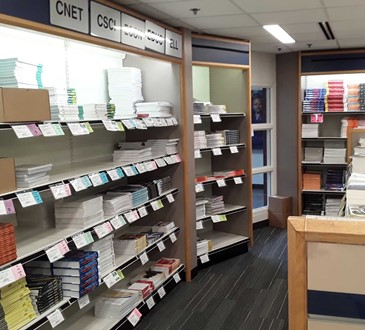 Coon Rapids campus bookstore