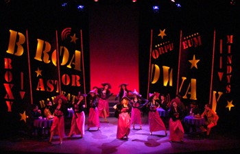 Guys and Dolls musical performance