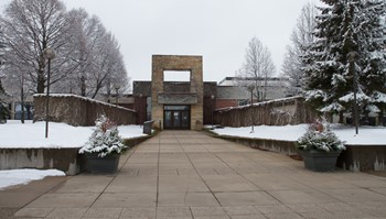 Coon Rapids North Entrance