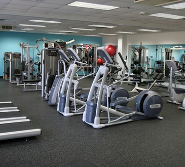 Cambridge campus fitness center