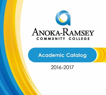 2016-17 academic catalog cover