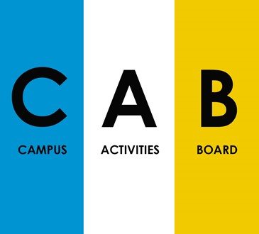 campus activities board logo